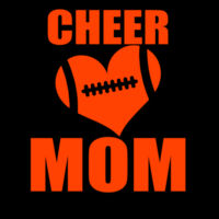 SR Bears Glitter Cheer Mom - Women's Ideal V - Women's Ideal V Design