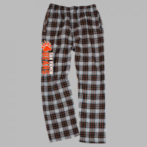 SR Bears - Flannel Pants with Pockets Thumbnail