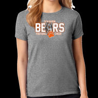 SR Bears Tear - Ladies Heavy Cotton™ 100% Cotton T Shirt - Ladies Heavy Cotton™ 100% Cotton T Shirt Thumbnail