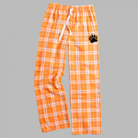 SR Bears - Flannel Pants With Pockets, Adult & Youth Thumbnail