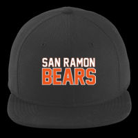 SR Bears Block Embroidered - ® Original Fit Diamond Era Flat Bill Snapback Cap Thumbnail