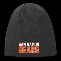 SR Bears Embroidered - Knit Beanie Thumbnail