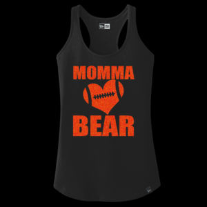 SR Bears Glitter Mom - Women's Ideal V Thumbnail