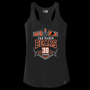 SR Bears - ® Ladies Heritage Blend Racerback Tank Thumbnail