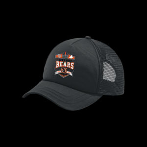 SR Bears - ® 5 Panel Twill Foam Trucker Cap Thumbnail